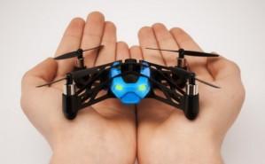 imagen de dron pequeño